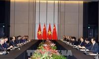 Việt Nam và Trung Quốc nhất trí thúc đẩy thương mại song phương phát triển cân bằng