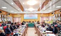 Chủ tịch Quốc hội Nguyễn Thị Kim Ngân tiếp các đại biểu Ban Chấp hành Hội đồng Hòa bình Thế giới