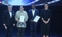 Bế mạc và trao giải thưởng Liên hoan phim Việt Nam lần thứ 20