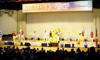Sức hút từ ngày hội của sinh viên Việt Nam tại Hàn Quốc
