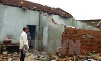 Liên minh châu Âu viện trợ 200.000 Euro giúp các nạn nhân bão Damrey tại Việt Nam
