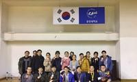 Hấp dẫn giải cầu lông Chung-Ang mở rộng năm 2017