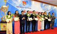 Trao thưởng Quả cầu vàng cho 9 tài năng trẻ khoa học công nghệ xuất sắc