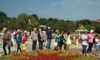 Festival hoa Đà Lạt 2017: Trên 60 ngàn lượt khách tham quan triển lãm hoa, cây cảnh quốc tế