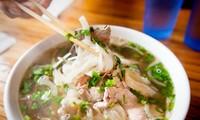 Phở Việt Nam lọt Top những món ăn hàng đầu nhất định phải thử