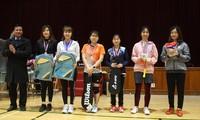 Những trận cầu hấp dẫn tại giải cầu lông Seoultech Badminton Cup