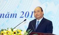 Thủ tướng dự Hội nghị triển khai nhiệm vụ 2018 của Bộ Kế hoạch và Đầu tư