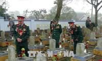 Hơn 500 cựu chiến binh Quân khu Trị Thiên thăm lại chiến trường xưa