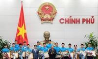 Hãy có tinh thần tiến công bền bỉ, quyết liệt trong phát triển đất nước như đội U23 Việt Nam