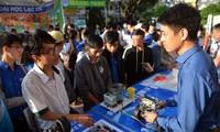 Đà Nẵng: Hơn 4.000 học sinh tham dự Chương trình Tư vấn tuyển sinh - hướng nghiệp 2018