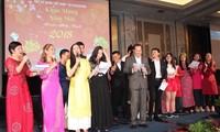 Ấm áp Tết cộng đồng người Việt tại Singapore