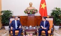Vietnam stärkt umfassende Zusammenarbeit mit Aserbaidschan
