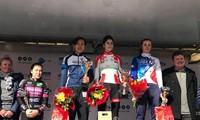 Nguyễn Thị Thật giành ngôi á quân giải xe đạp nữ nước Pháp