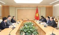 Chính phủ Việt Nam luôn coi trọng góp ý của các chuyên gia trong điều hành kinh tế vĩ mô