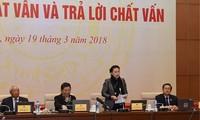 Bế mạc phiên họp thứ 22 của Uỷ ban Thường vụ Quốc hội