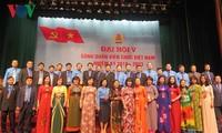 Bế mạc Đại hội V Công đoàn Viên chức Việt Nam nhiệm kỳ 2018 - 2023
