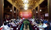 Chuẩn bị xây dựng Hồ sơ Danh nhân Chu Văn An trình UNESCO