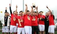 SVUK CUP 2018 tạo sân chơi thú vị cho du học sinh Việt Nam ở Anh