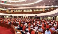 Ngày làm việc thứ 3 Hội nghị lần thứ 7 BCH Trung ương Đảng
