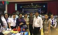 Triển lãm sách ASEAN tại Lào