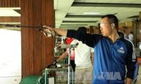 Đội tuyển bắn súng Việt Nam dự cúp bắn súng thế giới tổ chức ở Munich (CHLB Đức)