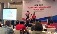 Trại hè Bóng đá Thiếu niên Toyota hỗ trợ tài năng nhí theo đuổi bóng đá chuyên nghiệp