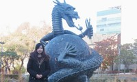 Hoạt động cộng đồng gắn kết du học sinh tại Hàn Quốc