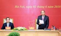 Ban Cán sự Đảng Chính phủ và Ban Kinh tế Trung ương ký Quy chế phối hợp công tác