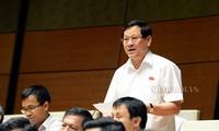 Quốc hội thảo luận Dự án Luật Chăn nuôi và Dự án Luật Công an nhân dân (sửa đổi)