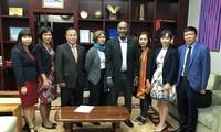 Thứ trưởng Bộ Ngoại giao Vũ Hồng Nam thăm, làm việc tại Vanuatu