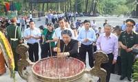 Phó Chủ tịch thường trực Quốc hội Tòng Thị Phóng làm việc với tỉnh Quảng Trị