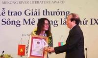 Bế mạc Giải thưởng Văn học sông Mekong lần thứ 9