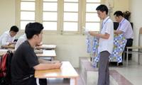 Hơn 912 nghìn thí sinh dự thi kỳ thi Trung học phổ thông 2018