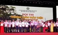 Thành phố Hà Nội hưởng ứng hoạt động kỷ niệm Ngày gia đình Việt Nam 28/6