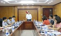 Nhà báo trẻ góp ý cho dự thảo Báo cáo chính trị Đại hội đại biểu toàn quốc Hội Sinh viên VN