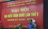 Đại hội đại biểu toàn quốc Hội Hữu nghị Việt Nam – Thụy Điển lần thứ V nhiệm kỳ 2018-2023