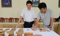Tỉnh Bình Định: Phát lộ tháp Chăm có mặt bằng di tích đầy đủ nhất