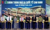 Khánh Hòa: Khánh thành nhà ga sân bay quốc tế 4 sao đầu tiên tại Việt Nam