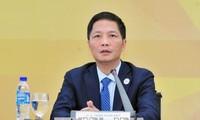 Hoạt động song phương của Bộ trưởng Bộ Công thương VN bên lề Hội nghị Bộ trưởng RCEP