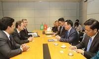 Phó Thủ tướng Vương Đình Huệ thăm chính thức Cộng hòa Liên bang Brasil