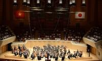 Hòa nhạc kỷ niệm 45 năm thiết lập quan hệ ngoại giao Việt Nam - Nhật Bản