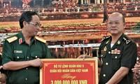 Khởi công xây dựng Khu lưu niệm Bộ Tư lệnh Mặt trận 579 (Campuchia)