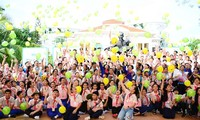 Bế mạc Trại hè thiếu nhi 3 nước Việt Nam Lào, Campuchia năm 2018