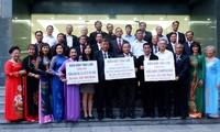 Kiều bào Thái Lan ủng hộ đồng bào ta gặp khó khăn do thiên tai