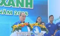 Phong trào tình nguyện góp phần phát triển kinh tế-xã hội thành phố Hồ Chí Minh