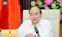Thường trực Chính phủ họp bàn công tác chuẩn bị Hội nghị WEF-ASEAN 2018