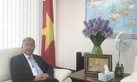 """Đại sứ Cao Trần Quốc Hải: Quan hệ Việt Nam và Israel đang bước vào """"giai đoạn vàng"""""""
