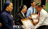 Biểu dương 85 gương điển hình đồng bào Công giáo có nhiều đóng góp trong công tác từ thiện xã hội