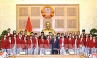 Thủ tướng Nguyễn Xuân Phúc: Chiến thắng của Đoàn thể thao Việt Nam đem lại niềm tin cho nhân dân
