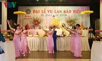"""""""Vu Lan báo hiếu"""" - Lễ tri ân cha mẹ của cộng đồng người Việt tại Cộng hòa Czech"""